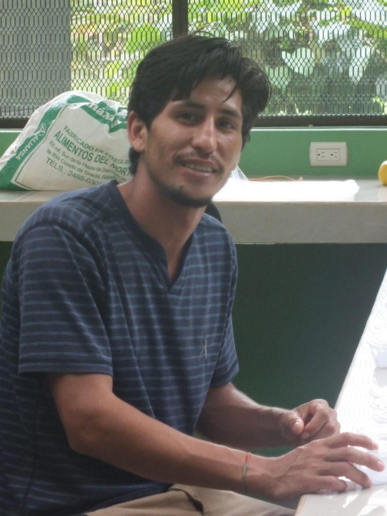 Reyder Mesen